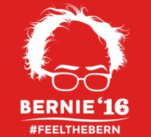Bernie Sanders Hair - Shirts and Merchandise by AndrewHart