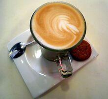Cuppa Coffee by glenyp