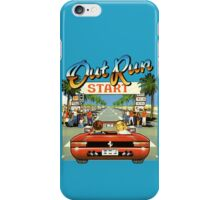 Outrun iPhone Case/Skin