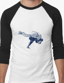 Judo Throw in Gi 2 Men's Baseball ¾ T-Shirt