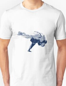Judo Throw in Gi 2 Unisex T-Shirt