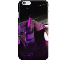 the champagne iPhone Case/Skin