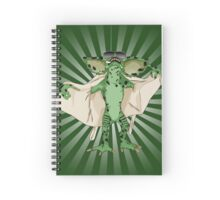 Flasher2 Spiral Notebook
