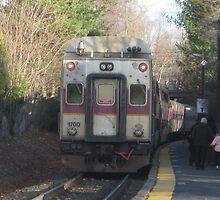 1700 MBTA Commuter Rail by Eric Sanford