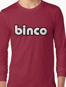 Binco Classic Long Sleeve T-Shirt