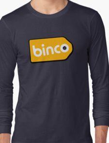 Binco Tag Long Sleeve T-Shirt