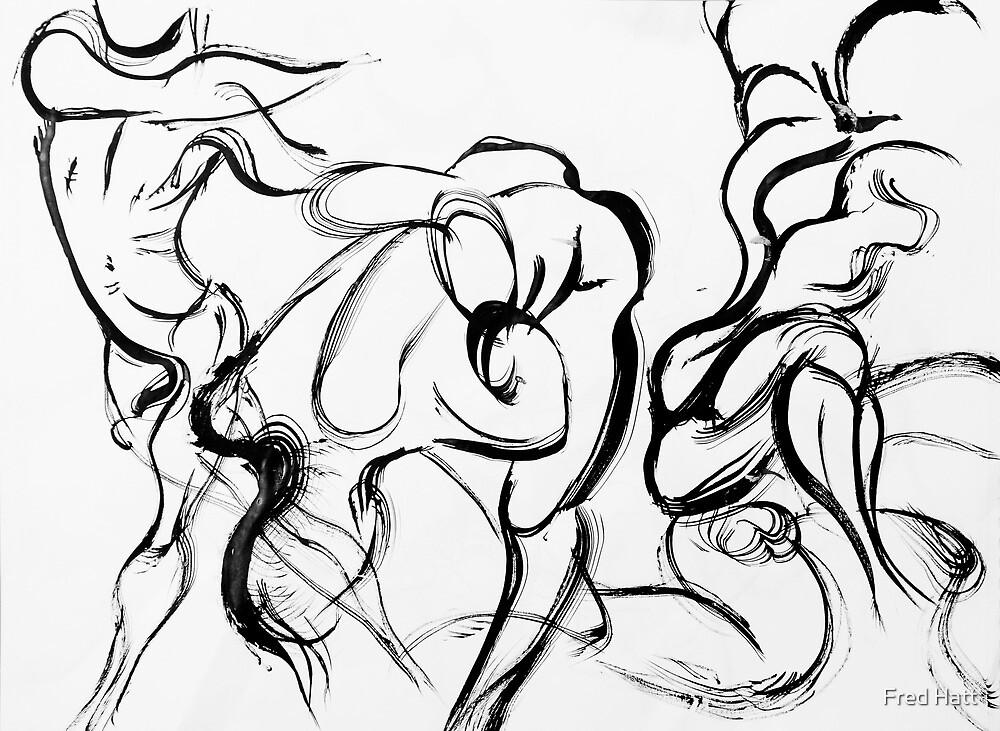 Modern Dance by Fred Hatt