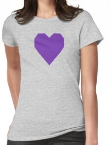 Grape  Womens Fitted T-Shirt