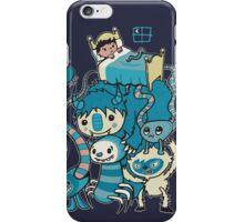 The Beasties Under My Bed iPhone Case/Skin