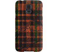 Autumn Plaid Samsung Galaxy Case/Skin