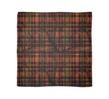 Autumn Plaid Scarf