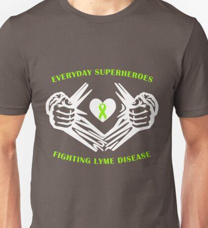 Lyme Heroes Unisex T-Shirt