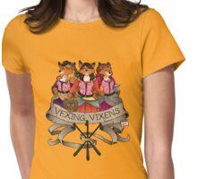 Vexing Vixens Fan Gear! Womens Fitted T-Shirt