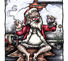 Ho, Ho, Homeless... by Sam Dantone