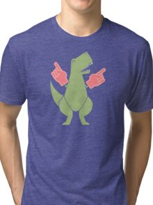Yay! Big Hands! Tri-blend T-Shirt