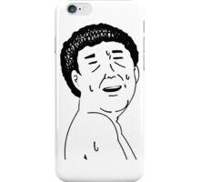 Troll face iPhone Case/Skin