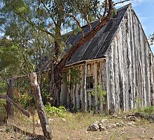 Old Tailem Bend Pioneer Village by JaninesWorld
