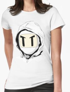 Unabomberman Womens Fitted T-Shirt