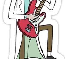 Rick and Morty-- Rick Jam Sticker