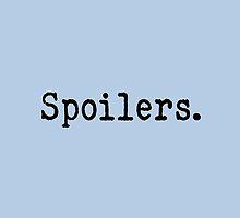Spoilers by ParkLeeya