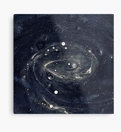 Galaxy Mix Metal Print