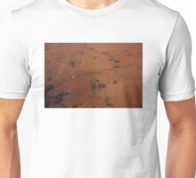 Sudan from above, Africa Unisex T-Shirt