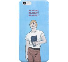 Dazed and Confused. iPhone Case/Skin