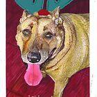 Sally's Dog  Milo by SallySwift
