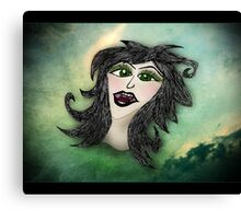 behead Canvas Print