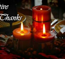 Happy Thanksgiving to Everyone! by Barbara  Brown
