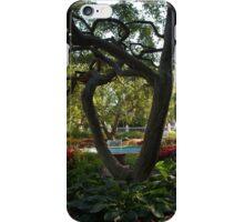 Prescott Park Flower Garden iPhone Case/Skin
