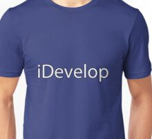 iDevelop Apple Programmer  Unisex T-Shirt