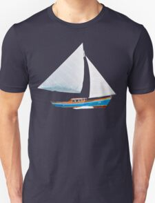 Sail Boat Unisex T-Shirt