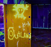 outlaws by Michael McCasland