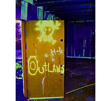 outlaws Photographic Print