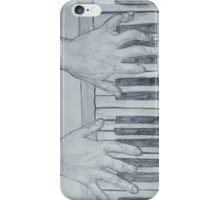 Piano Hands iPhone Case/Skin
