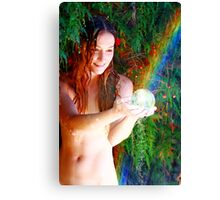 Elven Strength Canvas Print