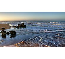 Early Morning at Point Richie  Photographic Print
