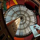 Shot Clock Tower, Melbourne by Malcolm Katon