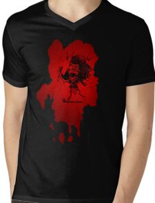 Zuni Doll Mens V-Neck T-Shirt