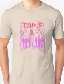 Tomie Cover (pink gradient) Unisex T-Shirt