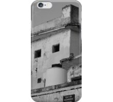 Fort Stark Control Post, An Upper View iPhone Case/Skin