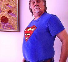 Super Grandad by Richard  Tuvey