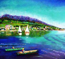 """Summertime"" by Pauline Marlo-Monten"