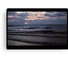 seascapes Canvas Print