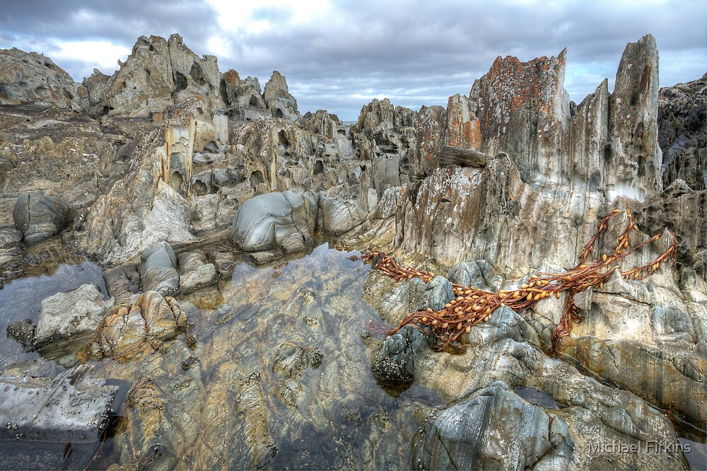 Surreal rockscape at sarah anne rocks tasmania by for Landscaping rocks tasmania