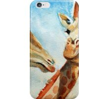 Tall Story  by Mary Faux Jackson iPhone Case/Skin