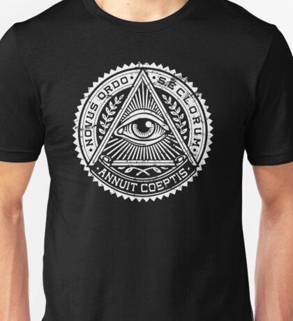 Novus ordo seclorum - New order of the ages Unisex T-Shirt