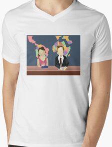 Saturday Night Live S38E10 Mens V-Neck T-Shirt
