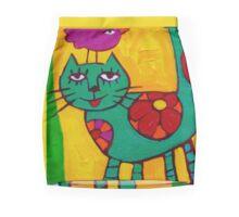 THE  LOVE  CAT  Mini Skirt